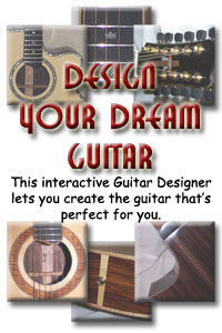 Design your Dream Guitar